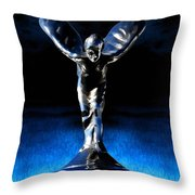 Ecstasy Throw Pillow by Douglas Pittman