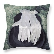 Elegance Throw Pillow by Joana Kruse