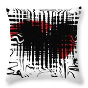 Emotion Throw Pillow by David Dehner