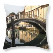 Eye See It Throw Pillow by Catie Canetti