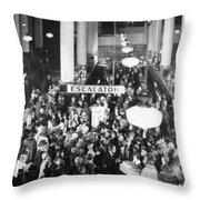 Film Still: Becky, 1927 Throw Pillow by Granger