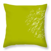 Firework Abstract Lv Throw Pillow by Michelle Calkins