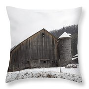 Frozen In Time  Throw Pillow by John Stephens