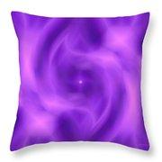 Got A Glow On Throw Pillow by Anastasia Pellerin