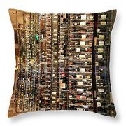 House Of Spirits Throw Pillow by Mariola Bitner