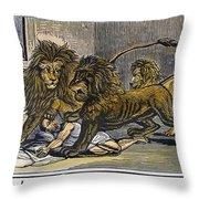 Ignatius Of Antioch (c35-110) Throw Pillow by Granger