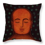 Inner Visions Throw Pillow by Gloria Rothrock