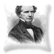 James Miller Mckim Throw Pillow by Granger