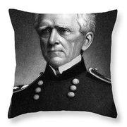 John Dix (1798-1879) Throw Pillow by Granger