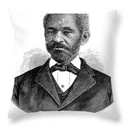 Lewis Hayden (1811-1889) Throw Pillow by Granger