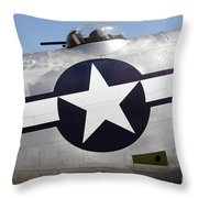 Lockheed Pv-2 Harpoon Military Aircraft . 7d15818 Throw Pillow by Wingsdomain Art and Photography