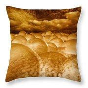 Lost Boy Throw Pillow by Svetlana Sewell