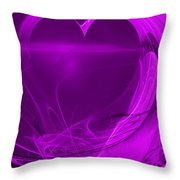 Love . A120423.279 Throw Pillow by Wingsdomain Art and Photography