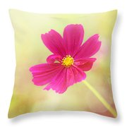 Mademoiselle Throw Pillow by Amy Tyler