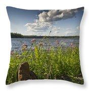 Margarita Time  Throw Pillow by Gary Eason