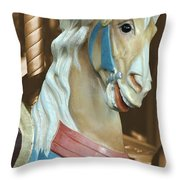 Menagerie Throw Pillow by JAMART Photography