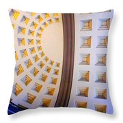 My Vegas Caesars 11 Throw Pillow by Randall Weidner