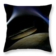 My Vegas City Center 56 Throw Pillow by Randall Weidner