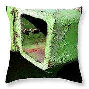 Natuzzi Throw Pillow by Marlene Burns