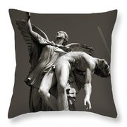 Nike Throw Pillow by RicardMN Photography