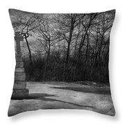 Nine O Clock Shine  Throw Pillow by Jerry Cordeiro