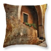North Italy 3 Throw Pillow by Mauro Celotti