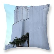 Oakland California Temple . The Church Of Jesus Christ Of Latter-day Saints . 7d11335 Throw Pillow by Wingsdomain Art and Photography