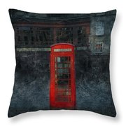 Old Friends Throw Pillow by Svetlana Sewell