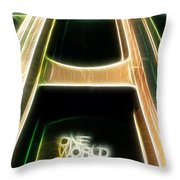 One World Trade Center Throw Pillow by Paul Ward