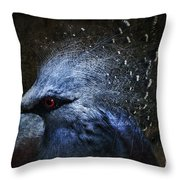 Ornamental Nature Throw Pillow by Andrew Paranavitana