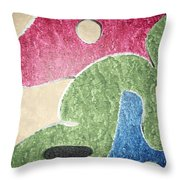 Perspectives Throw Pillow by Jimi Bush