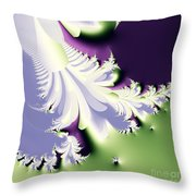 Phantom Throw Pillow by Wingsdomain Art and Photography