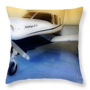 Piper Saratoga Throw Pillow by Cheryl Young