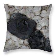 RECUERDOS 6 Throw Pillow by Jorge Berlato