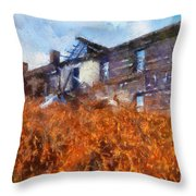 Remember When Throw Pillow by Lois Bryan