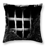 Set Me Free Throw Pillow by Mimulux patricia no