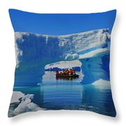 Signs Of The Zodiac Throw Pillow by Tony Beck
