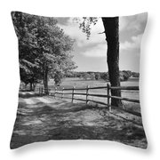 Simple Times Throw Pillow by Catherine Reusch  Daley