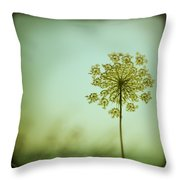 Simplexity Throw Pillow by Irene Suchocki