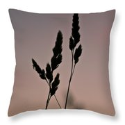 Simplistic Beauty Throw Pillow by Nomad Art And  Design