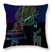 Singing From The Soul Throw Pillow by Renee Trenholm