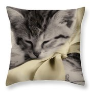 Soft Throw Pillow by Amy Tyler