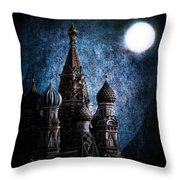 Solace Throw Pillow by Andrew Paranavitana