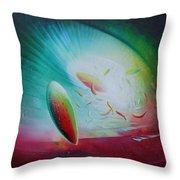 Sphere Bf3 Throw Pillow by Drazen Pavlovic