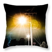 Stop It Throw Pillow by James BO  Insogna