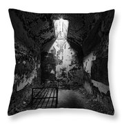 Sweet Deams Throw Pillow by Andrew Paranavitana