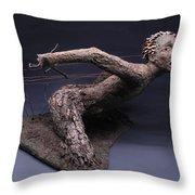 Technological Advances Throw Pillow by Adam Long
