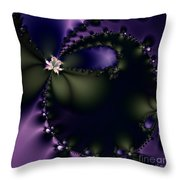 The Butterfly Effect . Square Throw Pillow by Wingsdomain Art and Photography