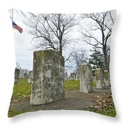 The Cost of War 0063 Throw Pillow by Michael Peychich