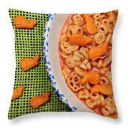 The Great Escape Throw Pillow by Andee Design